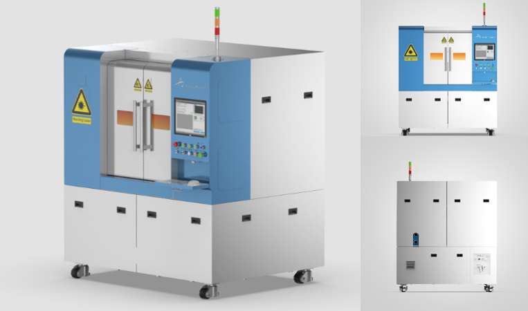 Laser Glass Processing Machine